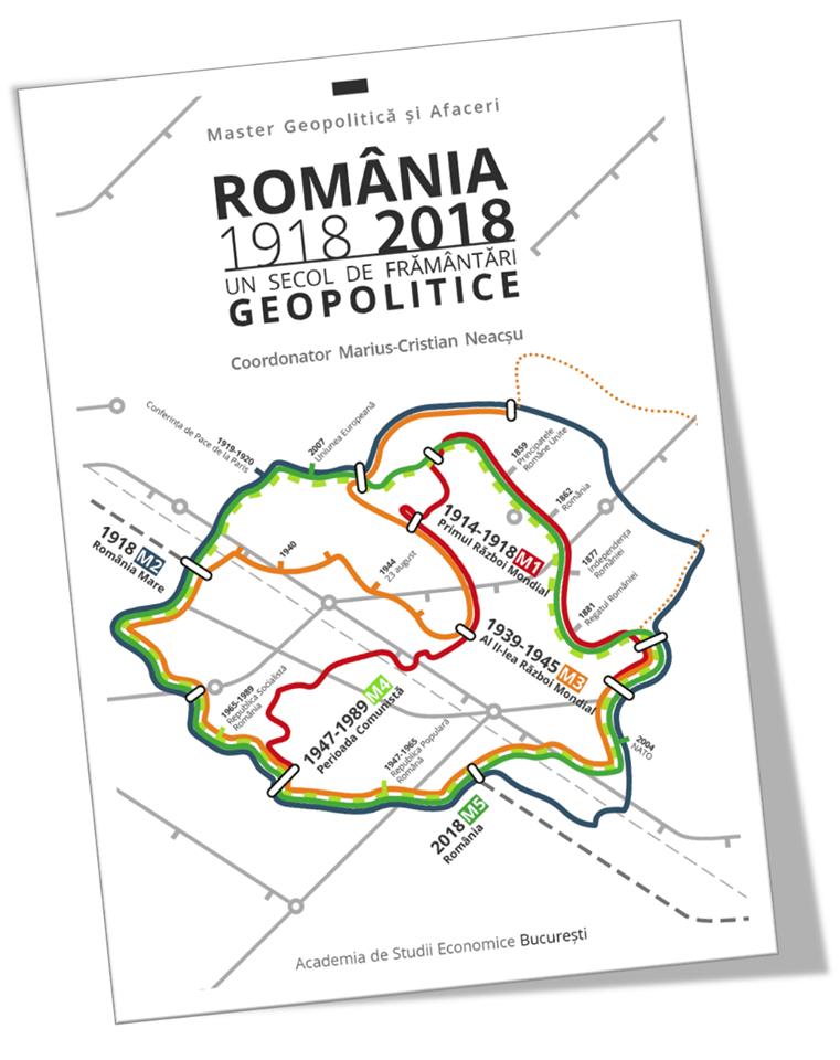 """Semnal editorial: """"România 1918-2018"""