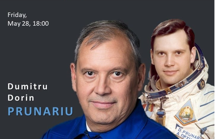 Dumitru Dorin Prunariu: 40 years since the Space flight.