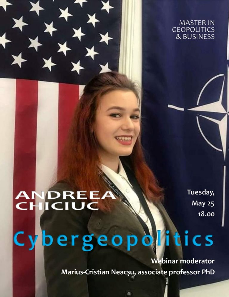 Cybergeopolics and geostrategy