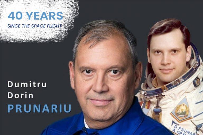 "Conferința Dumitru-Dorin Prunariu 40 – ""Geopolitica și spațiul cosmic"""